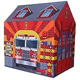 Bentley Kids - Kinder Spielzelt - Motiv Feuerwehr