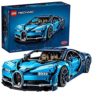 LEGO Technic Bugatti Chiron 42083 Race Car Building Kit and Engineering Toy, Adult Collectible Sports Car with Scale Model Engine (B0792RB3B6)   Amazon price tracker / tracking, Amazon price history charts, Amazon price watches, Amazon price drop alerts