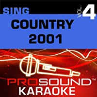 Sing Country 2001 Vol. 6 [KARAOKE]