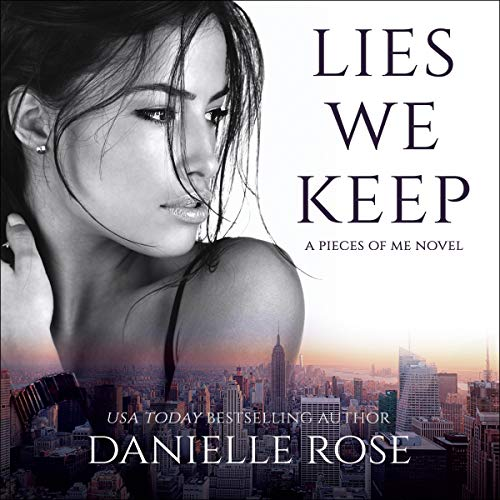 Lies We Keep audiobook cover art