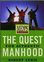 Men's Fraternity: Quest for Authentic Manhood - Viewer Guide by Robert M Lewis (2005) Spiral-bound