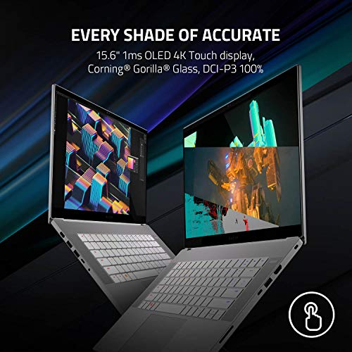 Compare Razer Blade 15 Studio Edition (RZ09-0330QEM3-R3U1) vs other laptops