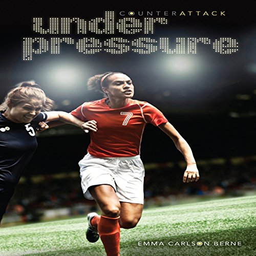 Under Pressure audiobook cover art
