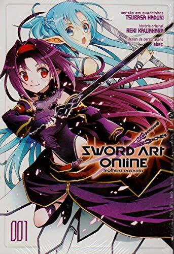 Sword Art Online - Mothers Rosario n° 1