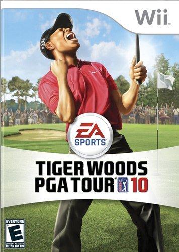 Tiger Woods PGA Tour 10 - Nintendo Wii (Renewed)