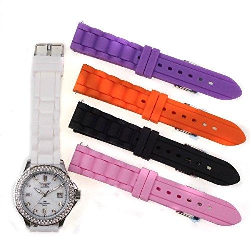 Reloj Mujer Aviator Pulsera Intercambiable avx1897l1