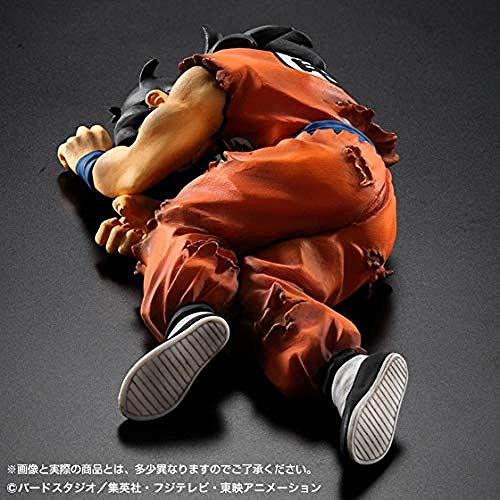 HYHSM Dragon Ball Z Dead Yamcha Yamcha Death Saiyan Attack PVC Collection Figuras de acción Juguetes para niños brinquedos