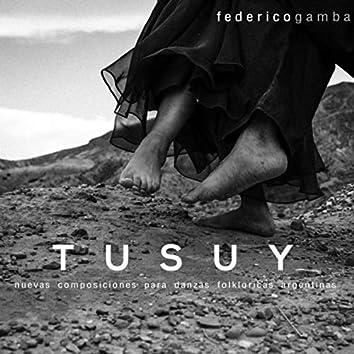 Tusuy Nuevas Composiciones Para Danzas Folklóricas Argentinas