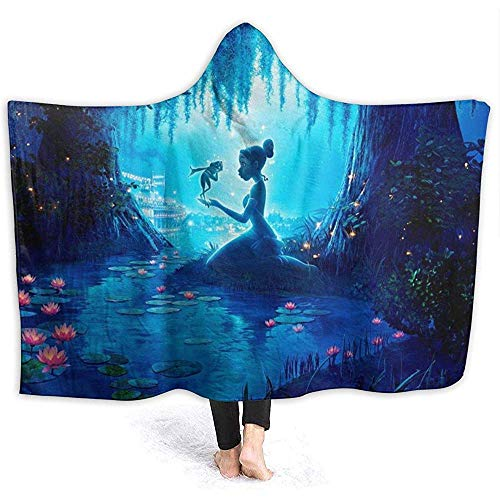 Yaxinduobao Pinocchio Hooded Blanket Oversized Warm Adult Blanket with Soft Anti-Pilling Flannel for Adults & Kids 3D Print