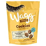 Wagg Dog Cookies With Peanut Butter And Banana, 125g