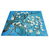Home Decoration Painting, Bright Colors Canvas Material Anti‑Fading Acrylic Paint Art Oil Painting for Home Decoration