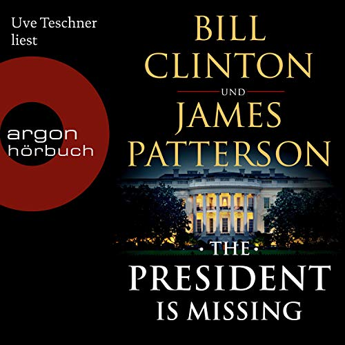 The President is Missing [German Edition] audiobook cover art