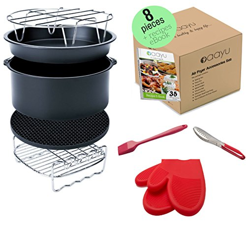 Cooker Accessories (Black, Red)