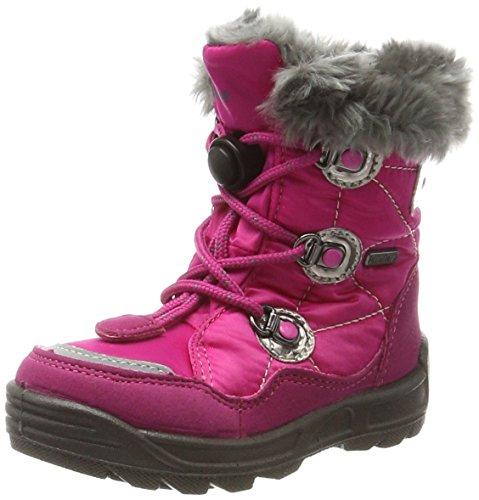 Richter Kinderschuhe Mädchen Freestyle Schneestiefel, Pink (Fuchsia/Oldsilver/Steel), 26 EU