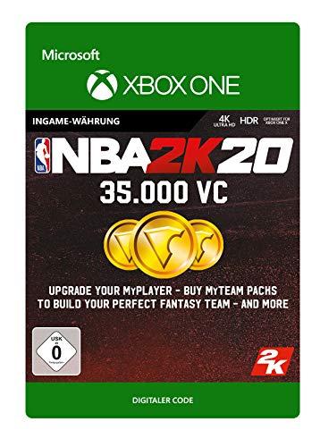 NBA 2K20: 35,000 VC - Xbox One - Download Code