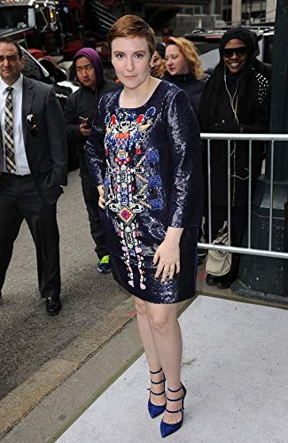 Posterazzi Poster Print Lena Dunham at Arrivals for Variety'S Power of Women Awards Cipriani New York Ny April 24 2015. Photo by Kristin CallahanEverett Collection Celebrity (16 x 20)