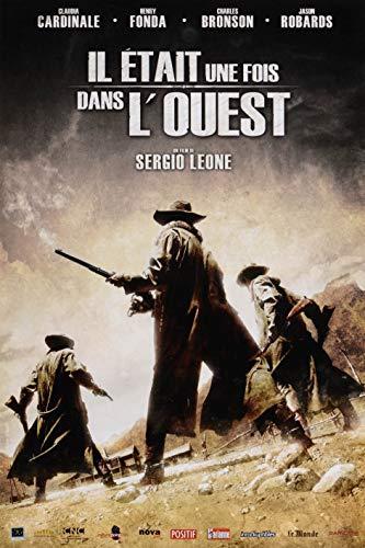 Il était Une Fois dans l'Ouest (ressortie) - Affiche de Film Originale - 40x60 cm - roulée