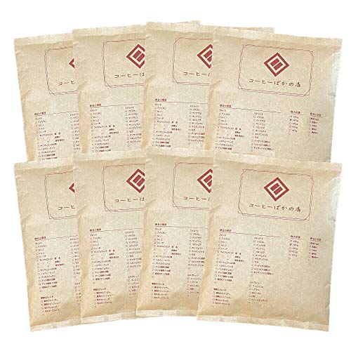コーヒーばかの店 コーヒー豆 4kg タンザニアAA(キリマンジャロ)浅煎り(シナモンロースト) [粗挽き]