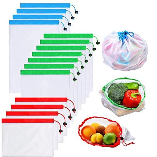 Bolsa Fruta Reutilizable  marca LGNTXDC