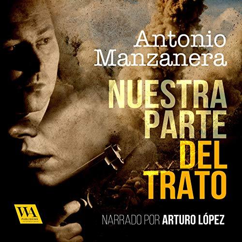 Diseño de la portada del título Nuestra parte del trato