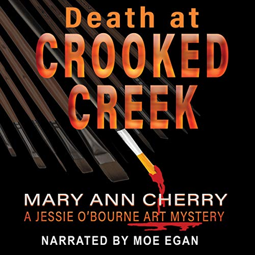 Death at Crooked Creek audiobook cover art