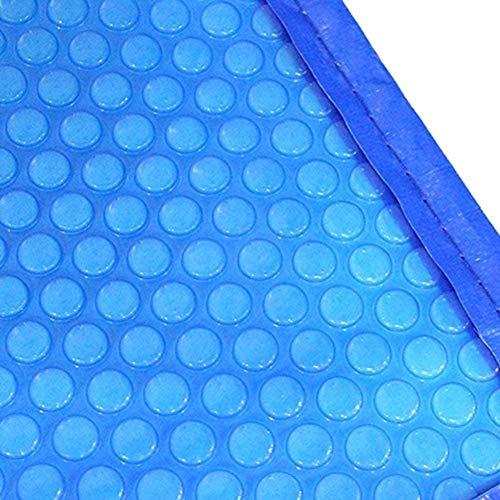 HWF Pool Cover Poolabdeckplane Rechteck Solar Pool Abdeckung - Whirlpool-Blasenabdeckung Schwimmende Spa-Decke - Trimmbare Hochleistungsfähige Isolierende Solarheizung (Size : 2m x 2m(6ft×6ft))