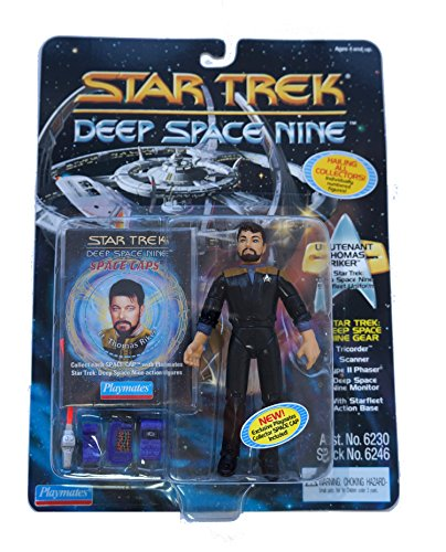 Star Trek Deep Space 9 - Lieutenant Thomas Riker