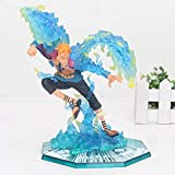 Anime One Piece Marco Action Figure, One Piece PVC Figure Co
