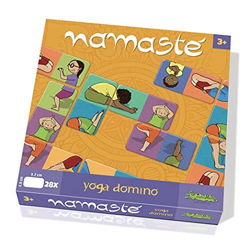 Namasté – Yoga Domino