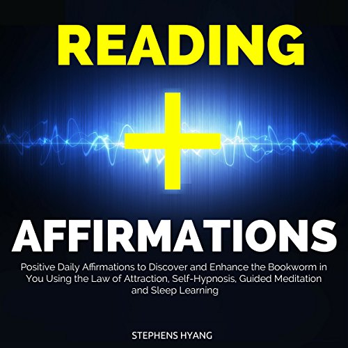 Reading Affirmations audiobook cover art