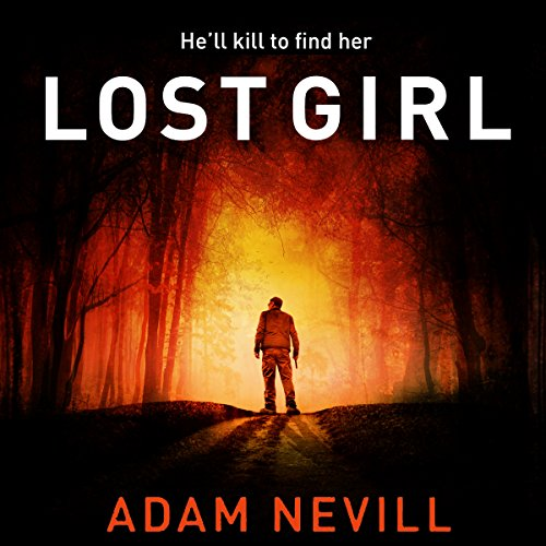 Lost Girl audiobook cover art