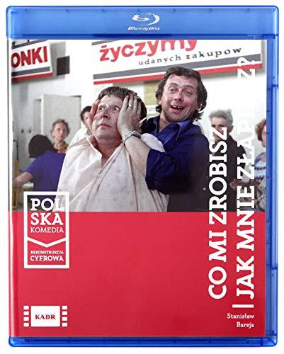 Co mi zrobisz, jak mnie zlapiesz? / What Will You Do When You Catch Me? (Digitally Restored) [Blu-Ray] [Region Free] (English subtitles)
