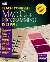 Sams Teach Yourself Mac C++ Programming in 21 Days