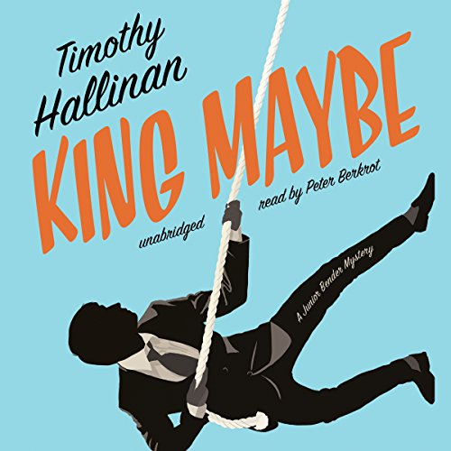King Maybe audiobook cover art