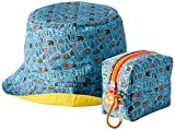 Floppy Top Unisex-Kinder Sun/Rain Kids Hat, 50+ UV Protection Sunhat, Camping, Einheitsgröße