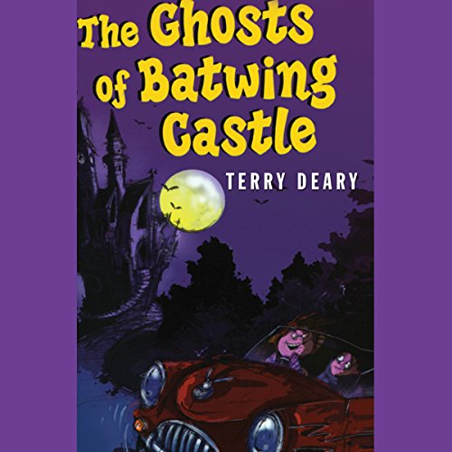 The Ghosts of Batwing Castle cover art