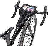 ROCKBROS Cubierta de Sudor Bicicleta para Ciclismo Entrenamiento Rodillo Protector (Style 2 para móvil)