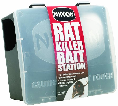 Vitax Ltd Nippon Poste d'appâtage pour Rats