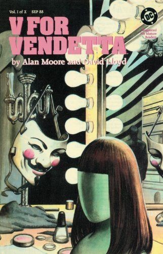 V for Vendetta #1 (of 10) (English Edition)