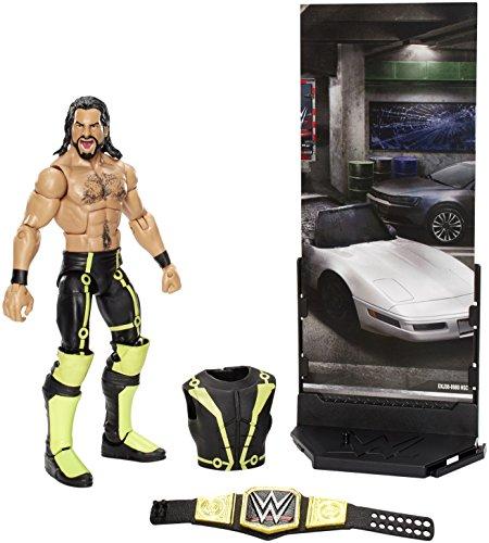 Mattel DXJ38 Wwe Collector Elite-Figur Seth Rollins