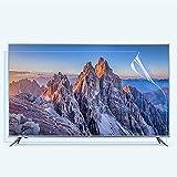 Auoeer Protector De Pantalla De TV, 32-75 Pulgadas Anti-Scratch, Anti-DactingPrint, Anti-Greasy para LCD, LED, OLED & QLED 4K HDTV (Color : Matte Version, Talla : 49 Inch 1075 * 604mm)