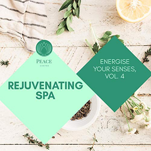 Rejuvenating Spa - Energise Your Senses, Vol. 4