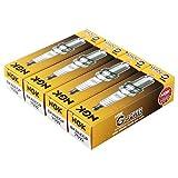 NGK G-Power Spark Plug BKR6EGP 7092 Pack of 4