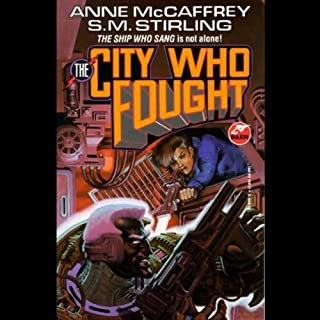 The City Who Fought cover art