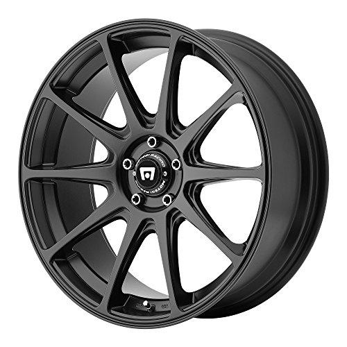 Motegi Racing MR127 Satin Black Wheel (17x8'/5x114.3mm, +38mm offset)