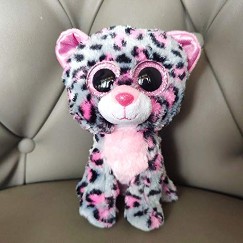 GYYCV 15 Cm Leopardo Ojos Grandes Juguetes De Peluche
