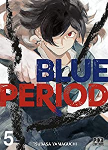 Blue Period Edition simple Tome 5