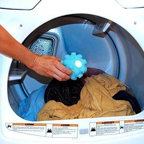 Fijnere Rimpelverwijderaar Vrijgeven Droger Ballen Wasdroger Wasverzachtende Bal Wassen En Strijken In Een Tijd Voor Wasmachine, 1 stks