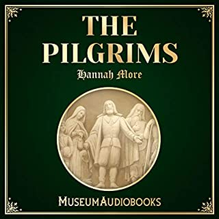 The Pilgrims audiobook cover art