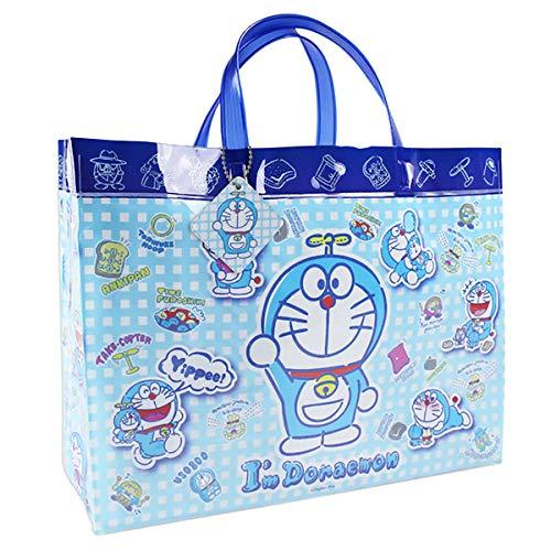 高波クリエイト マチアリ [プールバッグ/ビーチバッグ/水着バッグ] I'm Doraemon 089363 約H260×W340×D120mm
